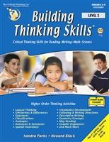 building critical thinking skills level 2