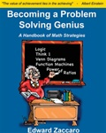 Becoming a Problem Solving Genius        Becoming a Problem Solving Genius