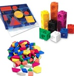 Manipulative Block Set